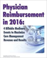 Physician Remibursement in 2016