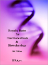 Royalty Rates for Pharmaceuticals & Biotechnology