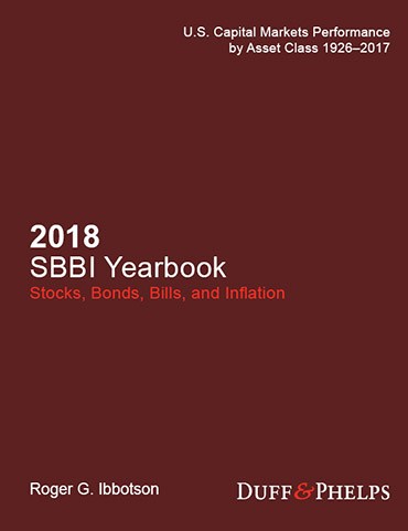 SBBI Yearbook 2018