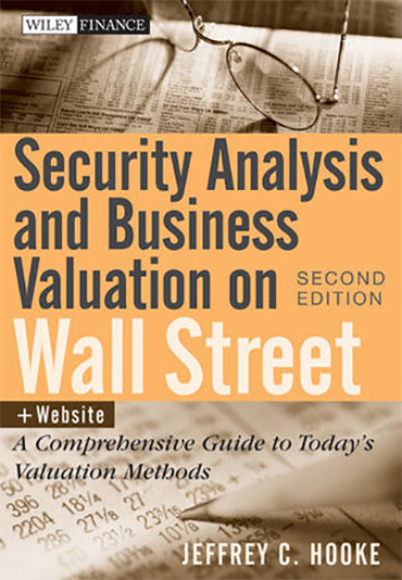 Security Analysis and BV
