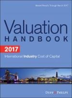 Valuation Handbook - International Industry Cost of Capital 2017