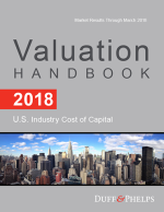 Valuation Handbook - U.S. Industry Cost of Capital