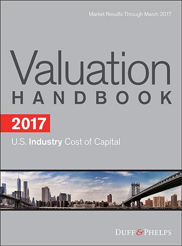 Valuation Handbook: U.S. Industry Cost of Capital