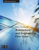 What It's Worth: Architecture and Engineering Firm Value Special Report NEW