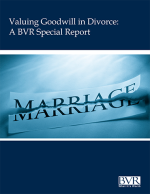 Valuing Goodwill in Divorce