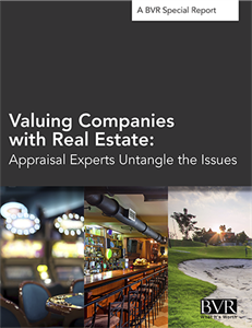Valuing Companies with Real Estate