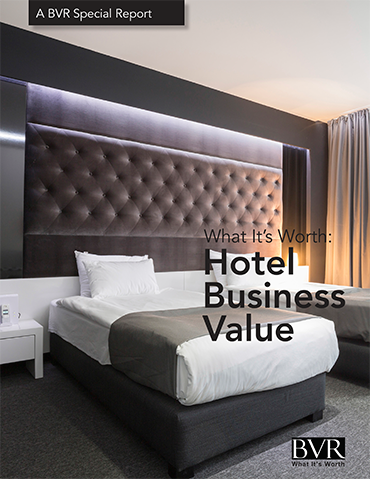What It's Worth: Hotel Business Value