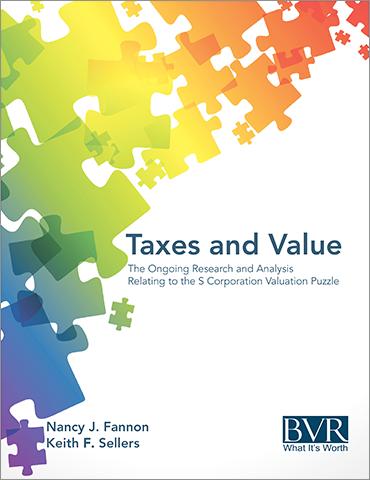 Taxes & Value