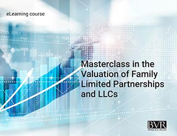 Family Limited Partnership Masterclass