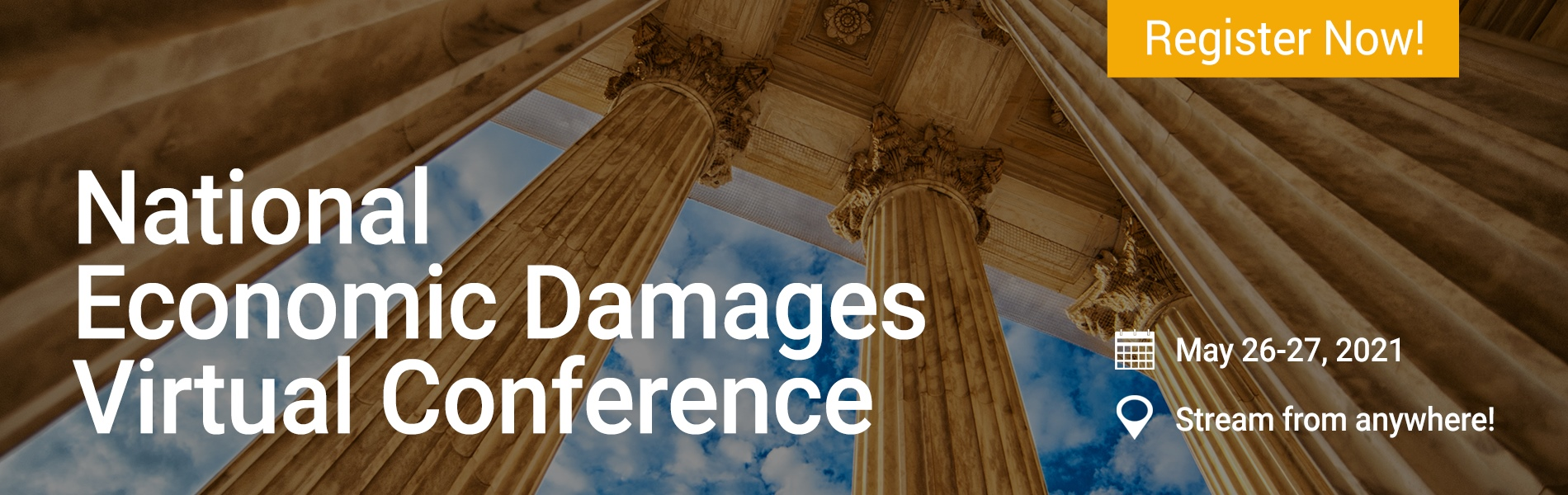 National Economic Damages Virtual Conference 2021