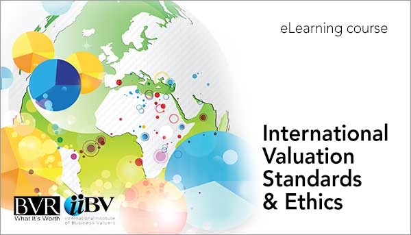 International Business Valuation Standards and Ethics Course
